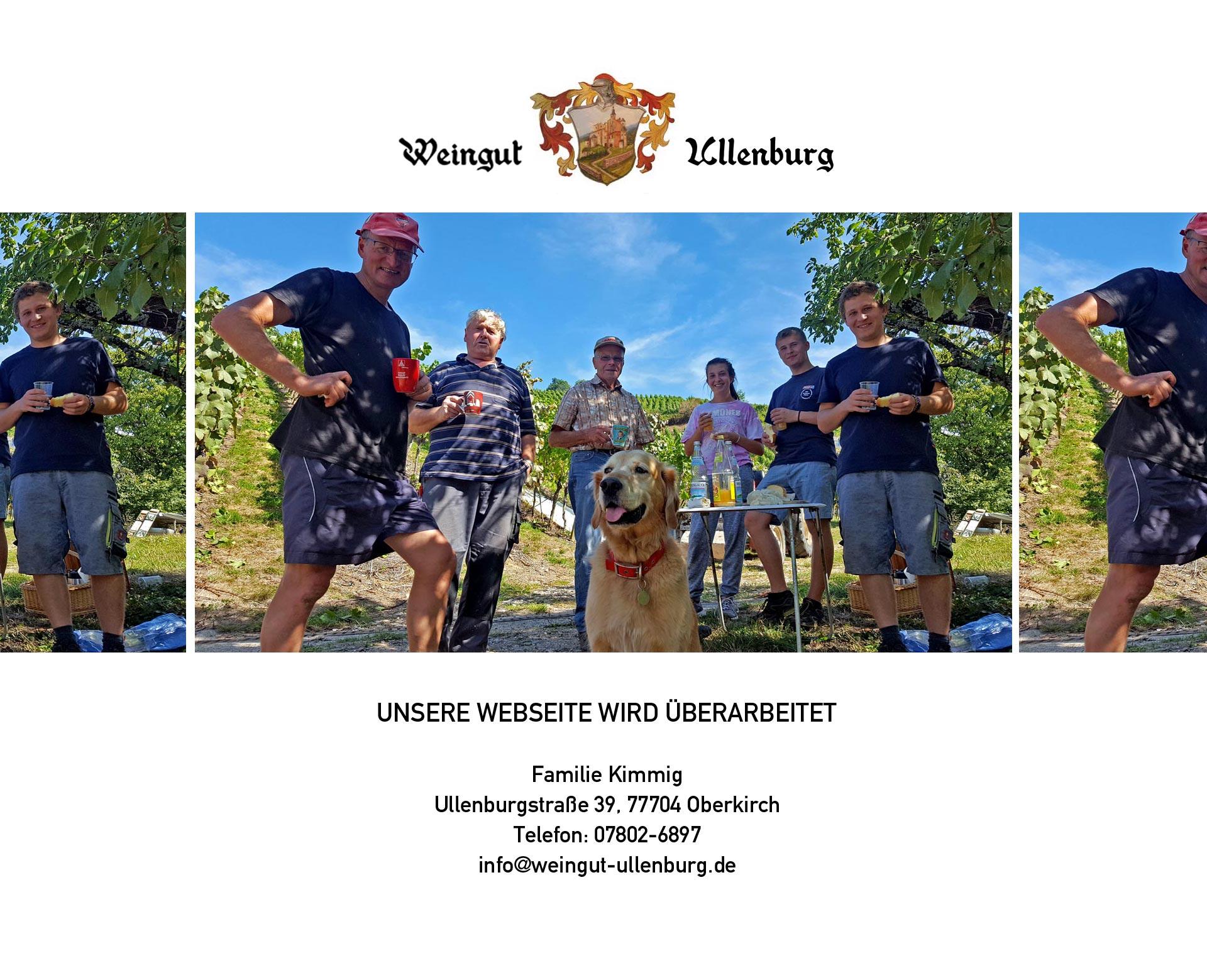 Weingut Ullenburg